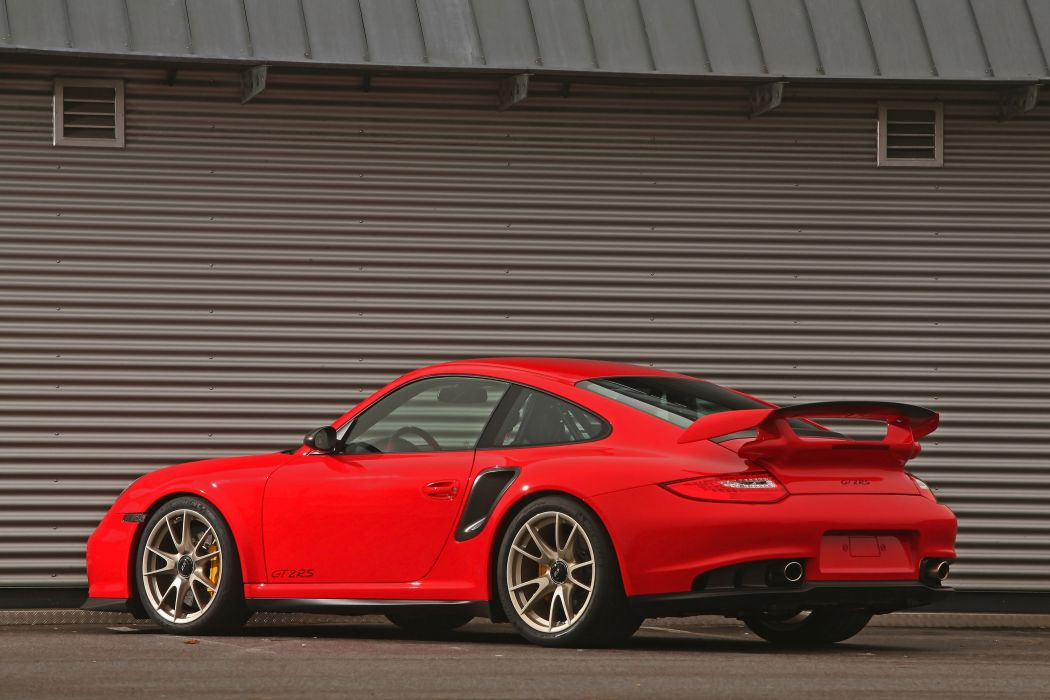 2010 Wimmer-RS Porsche GT2 R-S supercars supercar  s wallpaper
