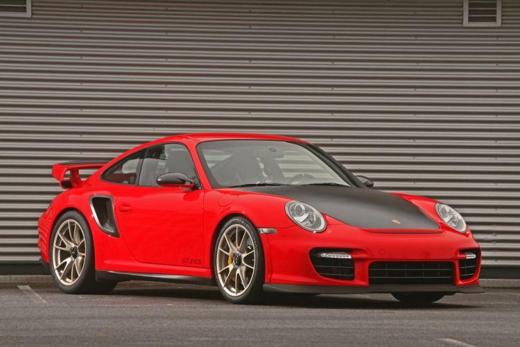 2010 Wimmer-RS Porsche GT2 R-S supercars supercar wallpaper