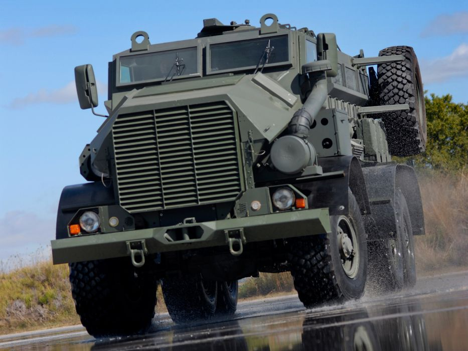 2011 BAE Casspir Mk6 6x6 military f wallpaper