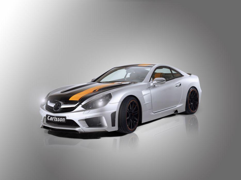 2011 Carlsson Mercedes Benz C25 supercar supercars     f wallpaper