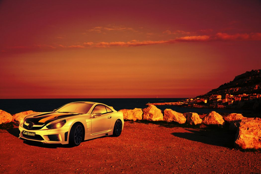 2011 Carlsson Mercedes Benz C25 supercar supercars   fq wallpaper