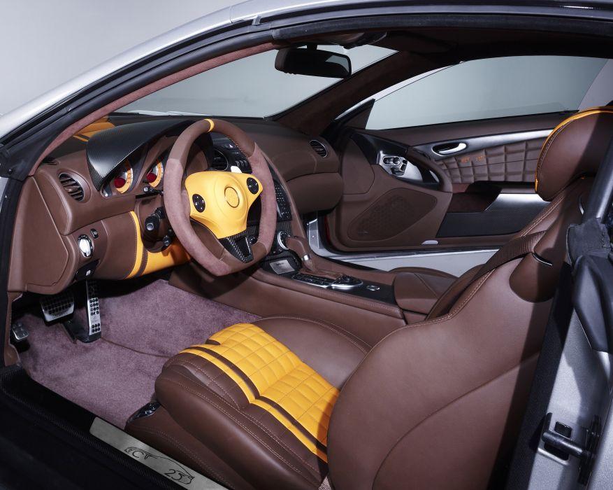 2011 Carlsson Mercedes Benz C25 supercar supercars interior wallpaper