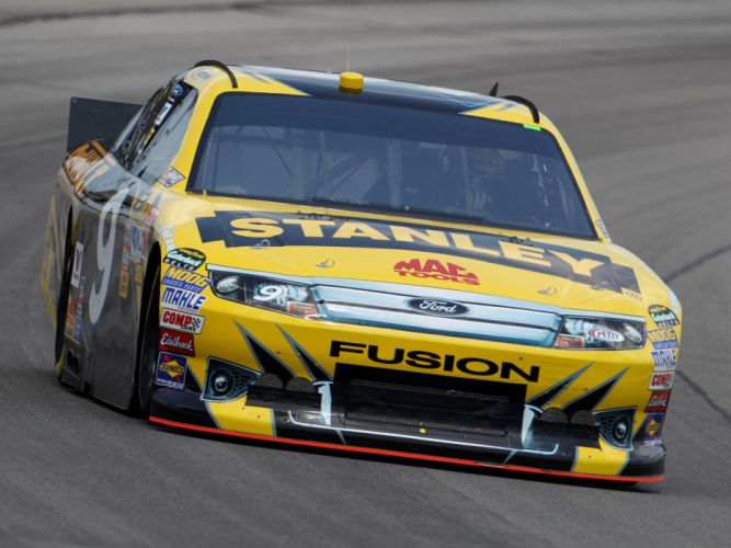 2011 Ford Fusion NASCAR Sprint Cup race racing hg wallpaper