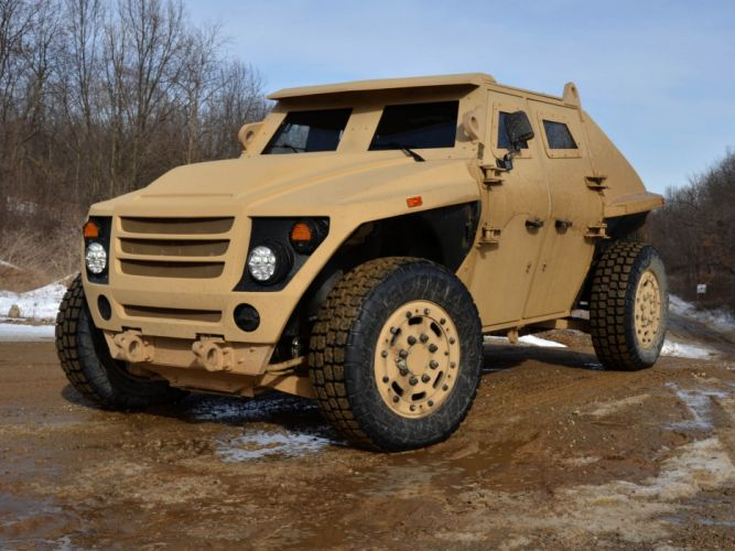 2011 FED Alpha Prototype 4x4 military g wallpaper