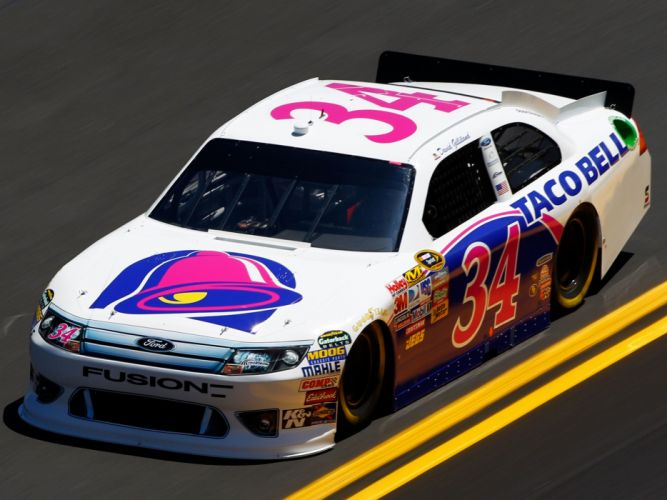 2011 Ford Fusion NASCAR Sprint Cup race racing g wallpaper