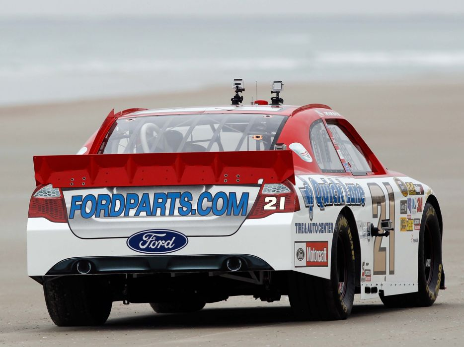 2011 Ford Fusion NASCAR Sprint Cup race racing s wallpaper