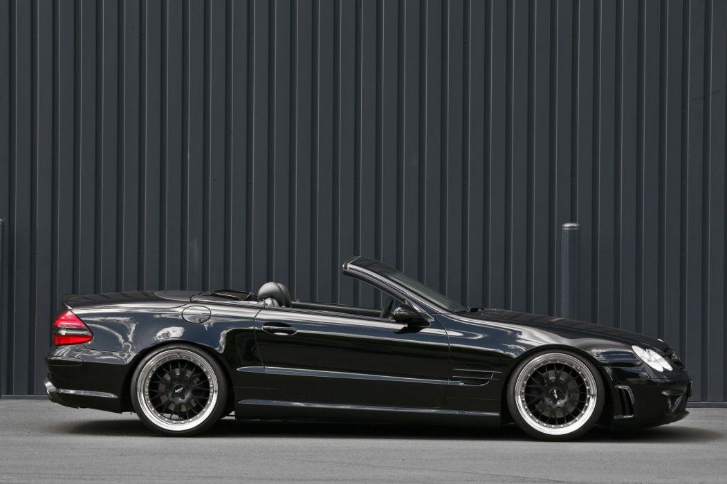 2011 Inden-Design Mercedes Benz S-L 500 tuning supercar supercars      d wallpaper