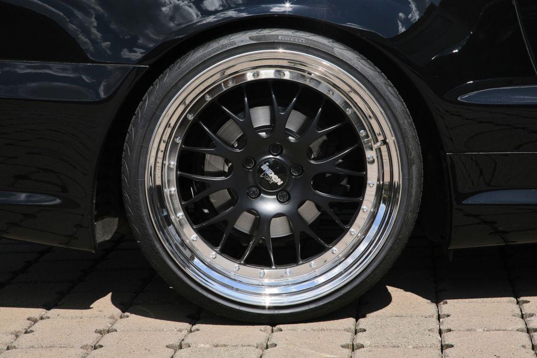 2011 Inden-Design Mercedes Benz S-L 500 tuning supercar supercars wheel wheels wallpaper