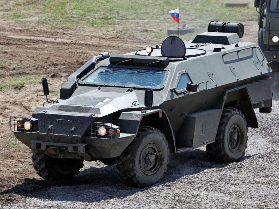 2011 KamAZ 43269 BMP-97 4x4 military  g wallpaper