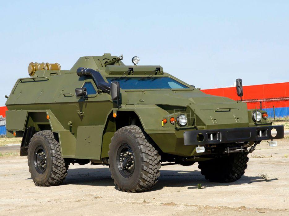 2011 KamAZ 43269 BMP-97 4x4 military  h wallpaper