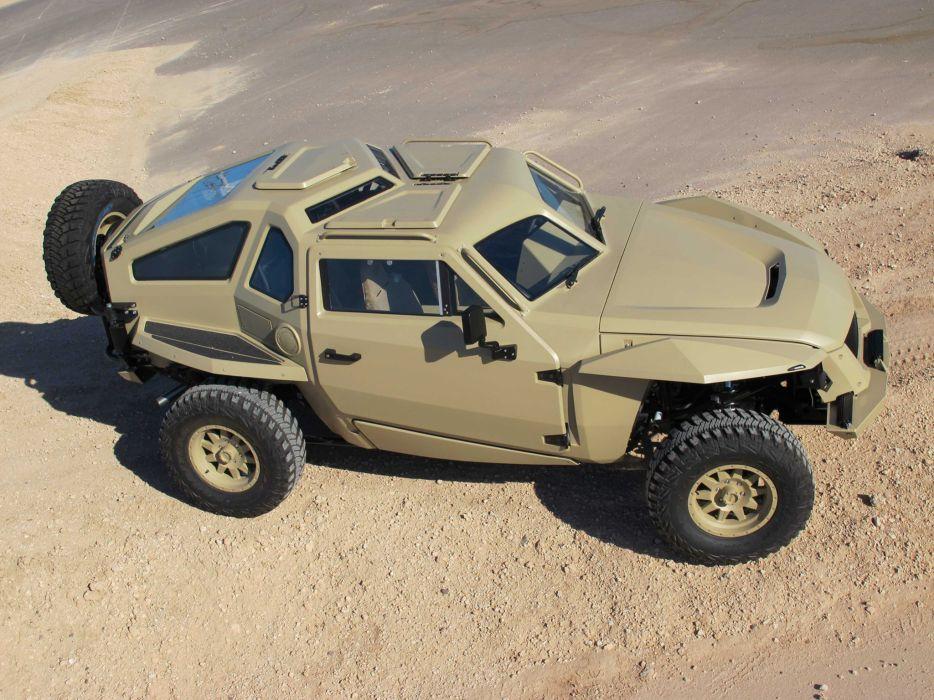 2011 Local-Motors XC2V Prototype 4x4 military q wallpaper