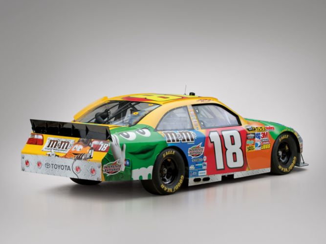 2011 Toyota Camry NASCAR Sprint Cup Series race racing d wallpaper