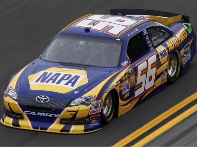 2011 Toyota Camry NASCAR Sprint Cup Series race racing g wallpaper