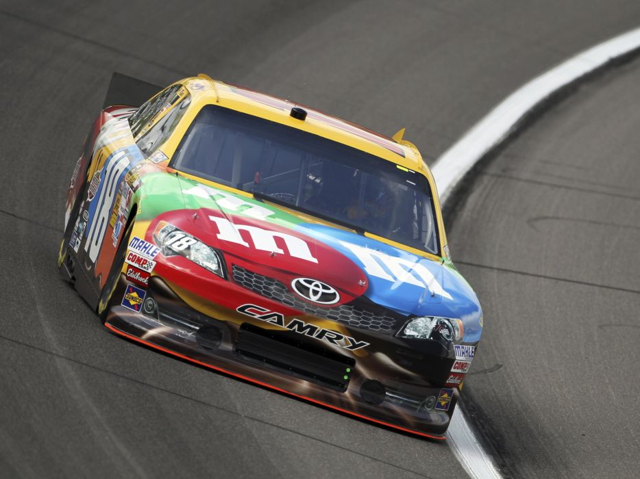 2011 Toyota Camry NASCAR Sprint Cup Series race racing   h wallpaper