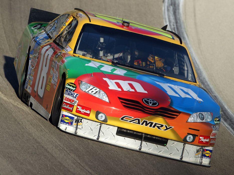 2011 Toyota Camry NASCAR Sprint Cup Series race racing s wallpaper
