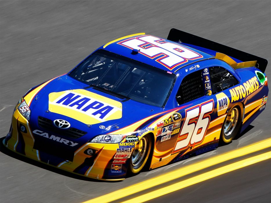 2011 Toyota Camry NASCAR Sprint Cup Series race racing z wallpaper