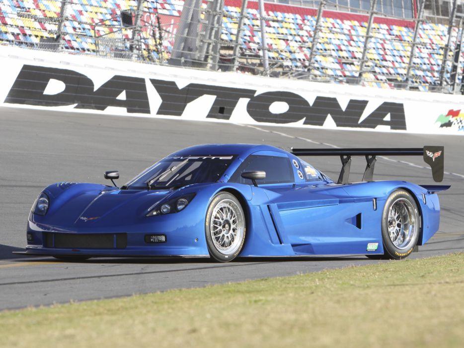 2012 Chevrolet Corvette Daytona Prototype race racing q wallpaper