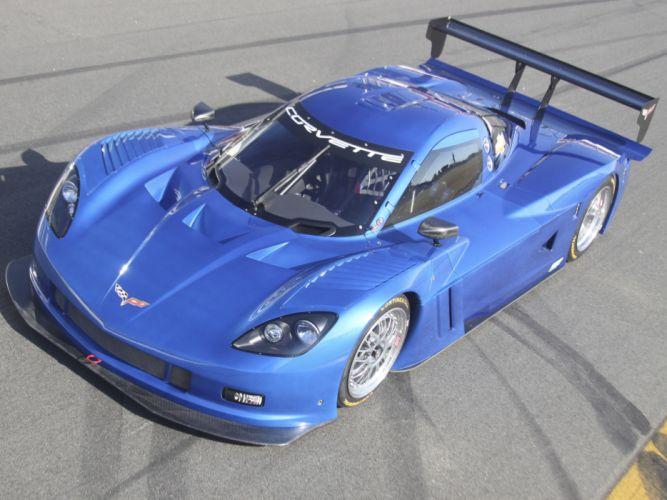 2012 Chevrolet Corvette Daytona Prototype race racing wallpaper