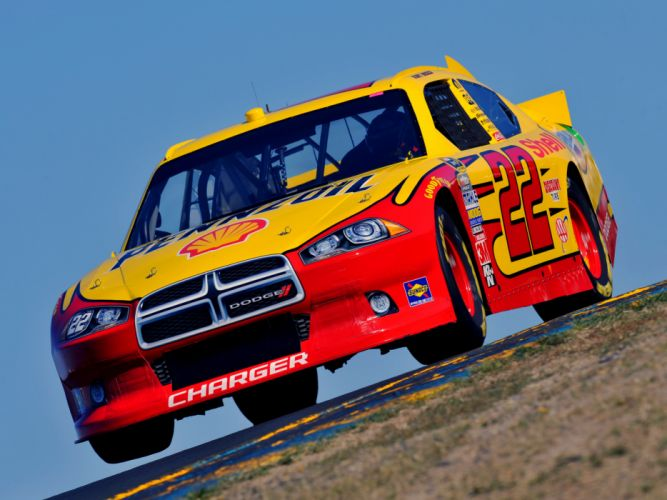 2012 Dodge Charger NASCAR Sprint Cup Series race racing wallpaper