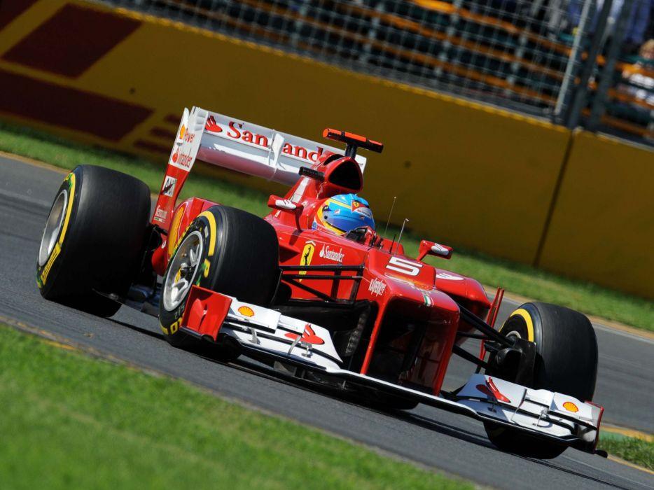 2012 Ferrari F2012 formula one race racing  g wallpaper