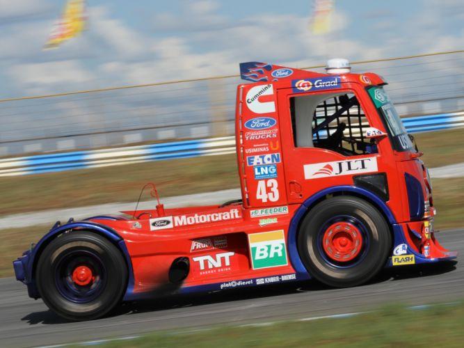 2012 Ford Cargo Formula Truck race racing trucks tractor semi q wallpaper