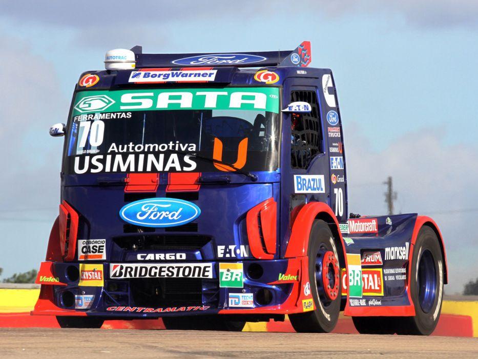 2012 Ford Cargo Formula Truck race racing trucks tractor semi wallpaper