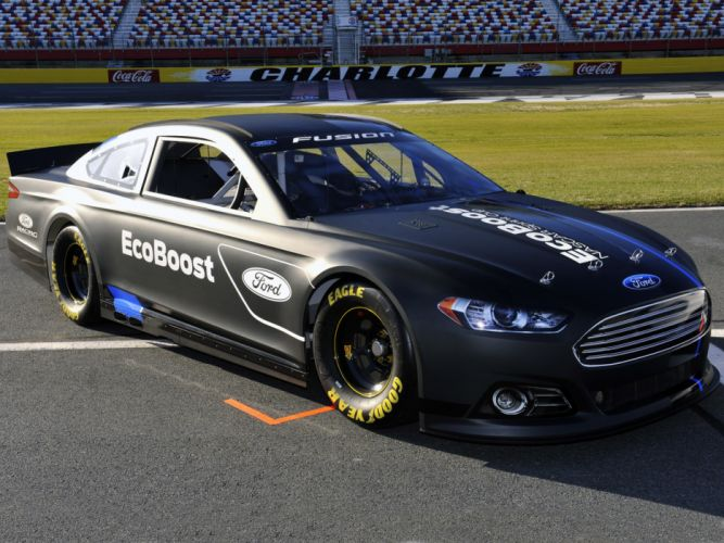 2012 Ford Fusion NASCAR Sprint Cup race racing s wallpaper