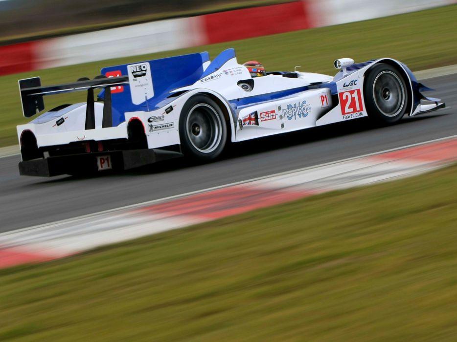 2012 Honda HPD ARX-03 le-mans race racing q wallpaper
