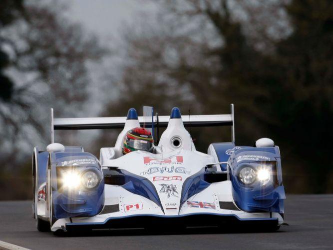 2012 Honda HPD ARX-03 le-mans race racing wallpaper