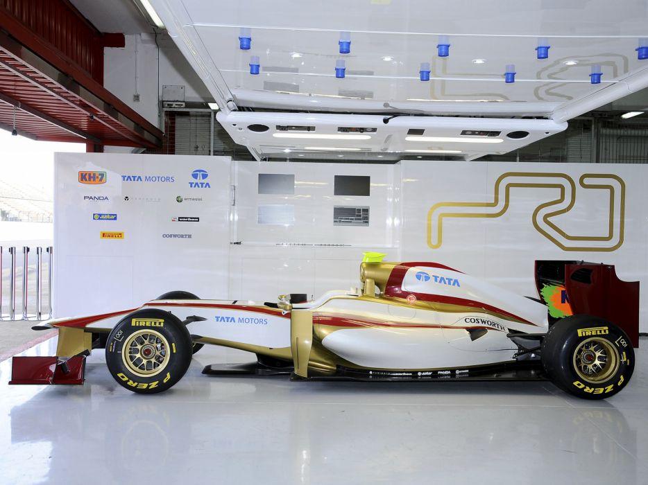 2012 HRT F112 formula one race racing q wallpaper