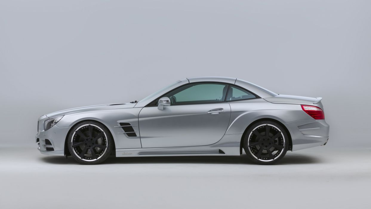 2012 Lorinser Mercedes Benz S-L 500 R231 tuning    f wallpaper