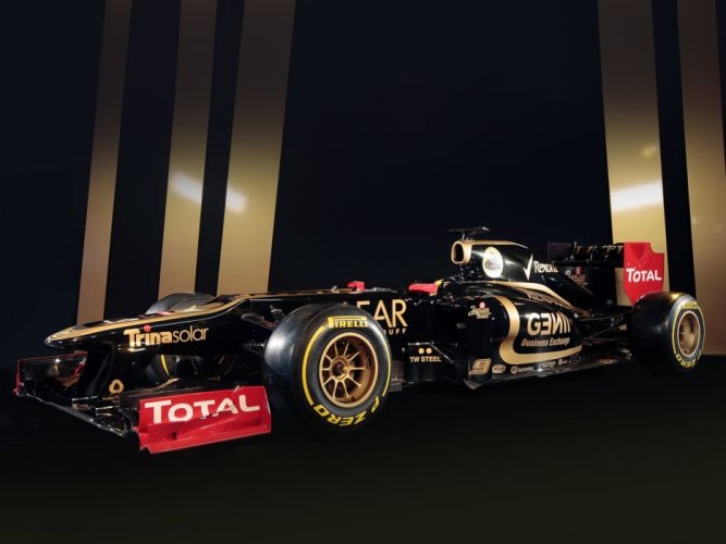 2012 Lotus E20 formula one race racing wallpaper