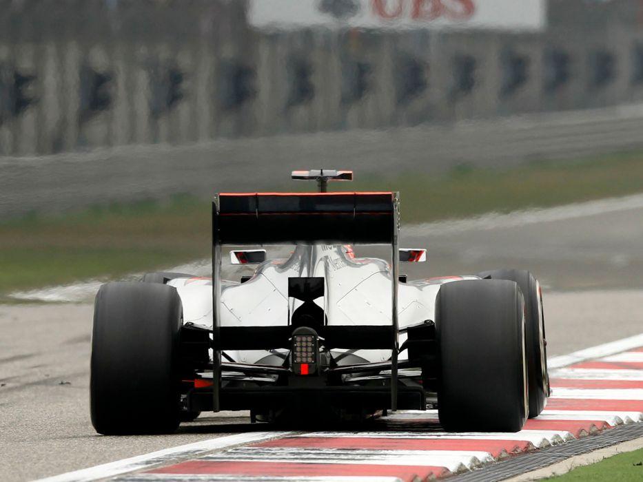 2012 McLaren Mercedes Benz MP4-27 formula one race racing wheel wheels q wallpaper