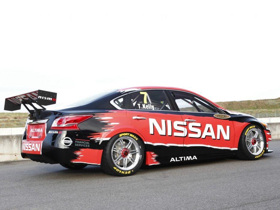 2012 Nissan Altima V-8 Supercar L33 race racing      h wallpaper