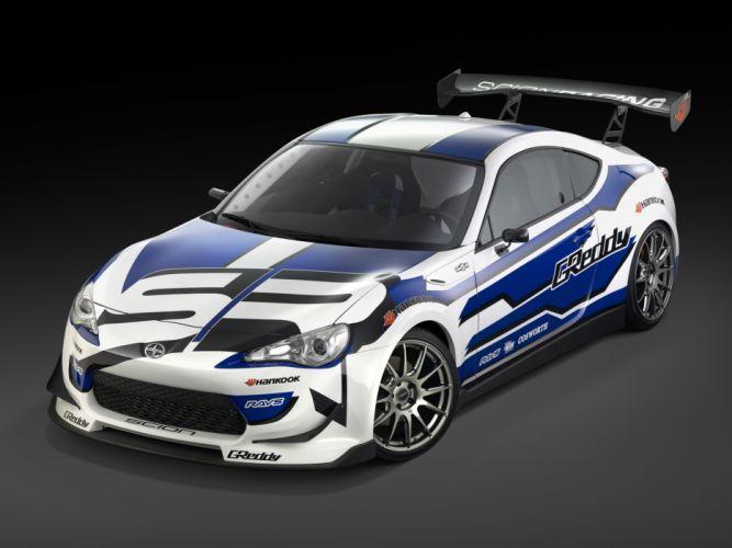 2012 Scion FR-S Drift race racing f wallpaper