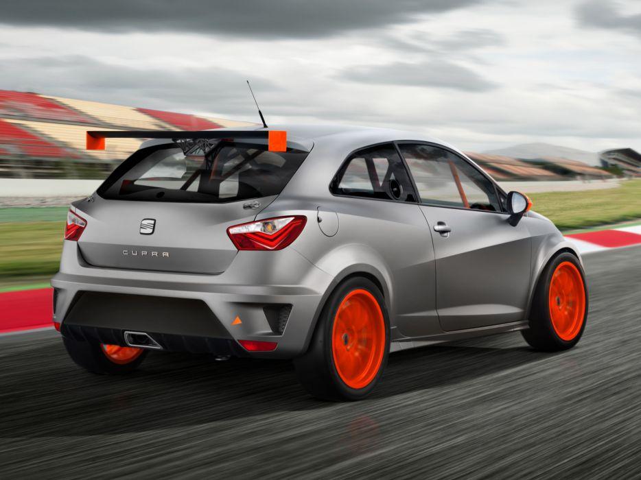 2012 Seat Ibiza S-C Trophy tuning race racing wallpaper