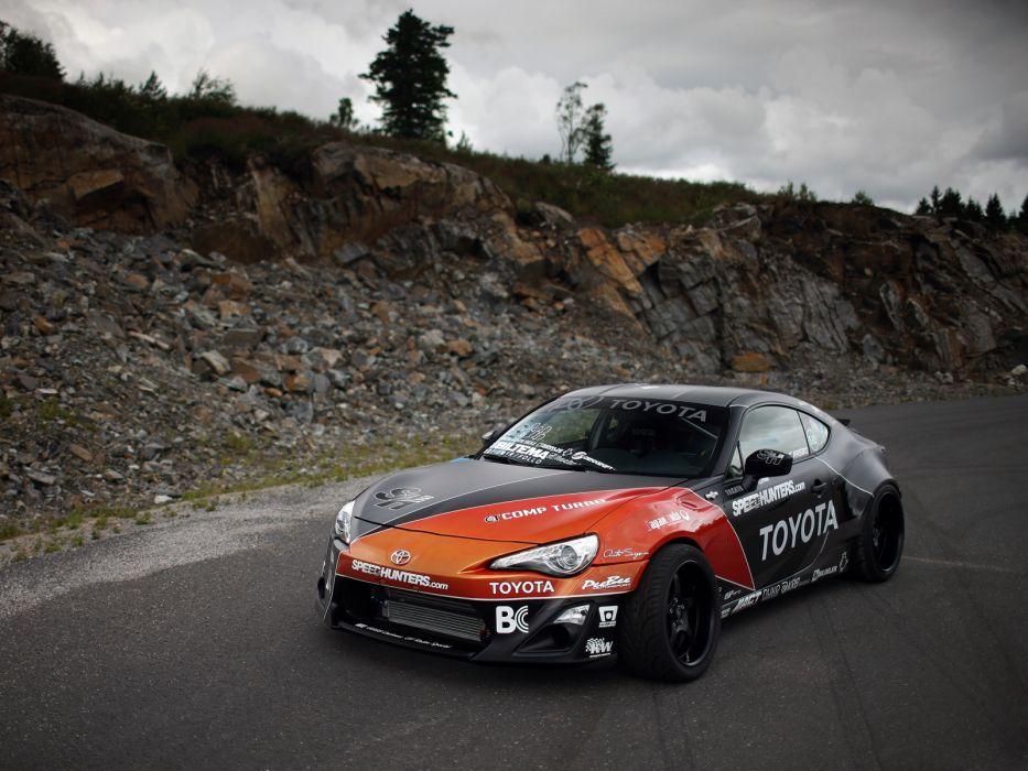 2012 Speedhunters Toyota 86-X Drift race racing wallpaper