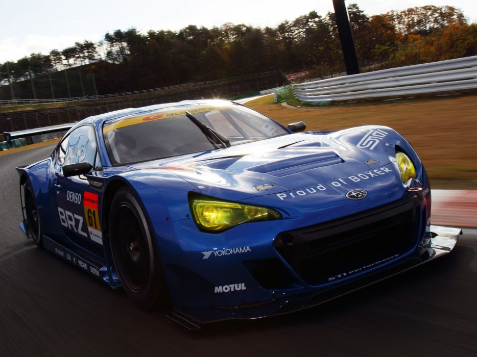 2012 Subaru BRZ GT300 ZC6 race racing    g wallpaper