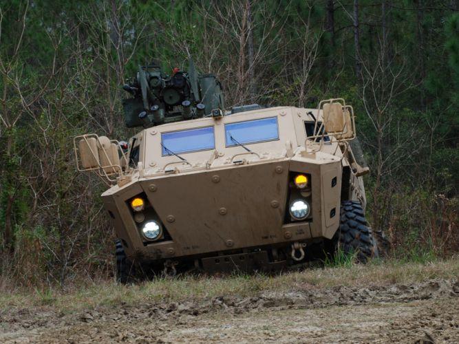 2012 Textron-Systems COMMANDO Elite TAPV 4x4 military f wallpaper