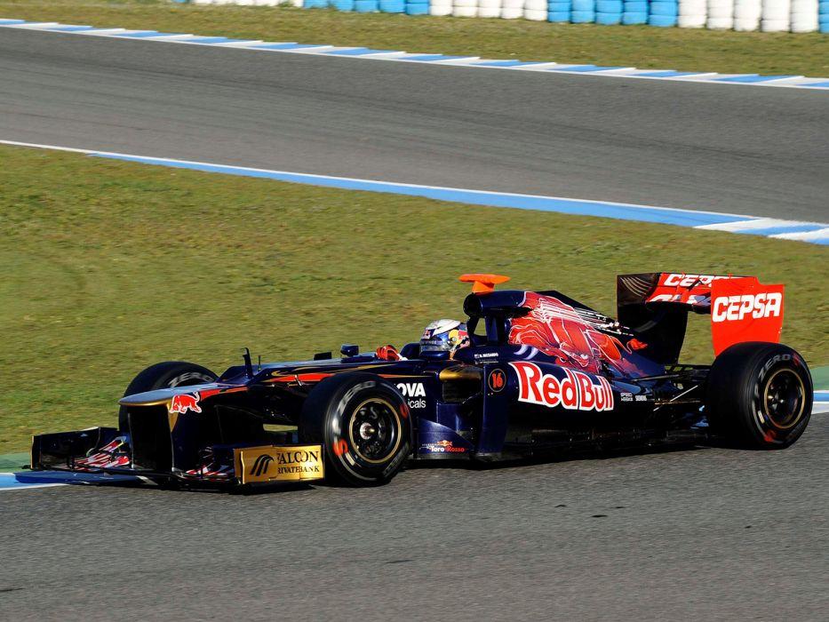2012 Toro Rosso STR7 formula one race racing     gw wallpaper