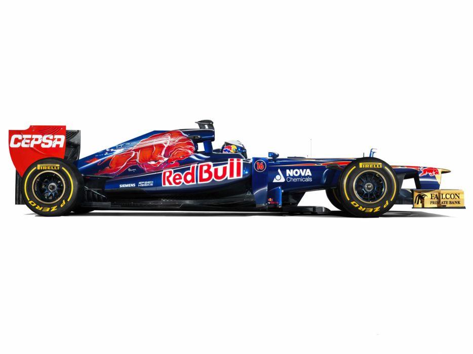 2012 Toro Rosso STR7 formula one race racing   g wallpaper