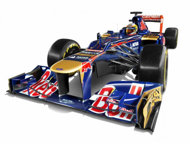 2012 Toro Rosso STR7 formula one race racing wallpaper