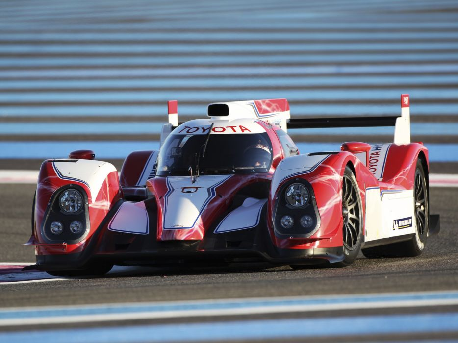 2012 Toyota TS030 Hybrid race racing   d wallpaper