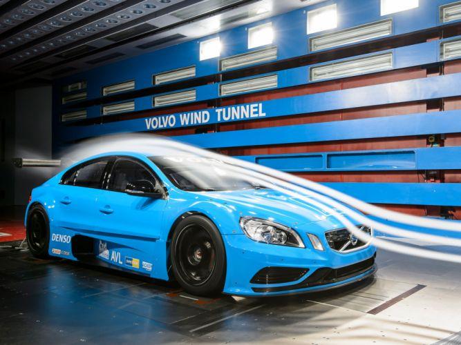 2012 Volvo S60 TTA race racing g wallpaper