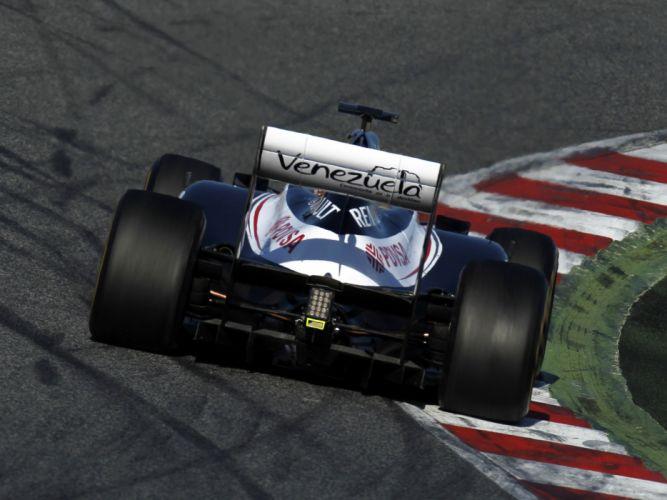 2012 Williams FW34 formula one race racing g wallpaper