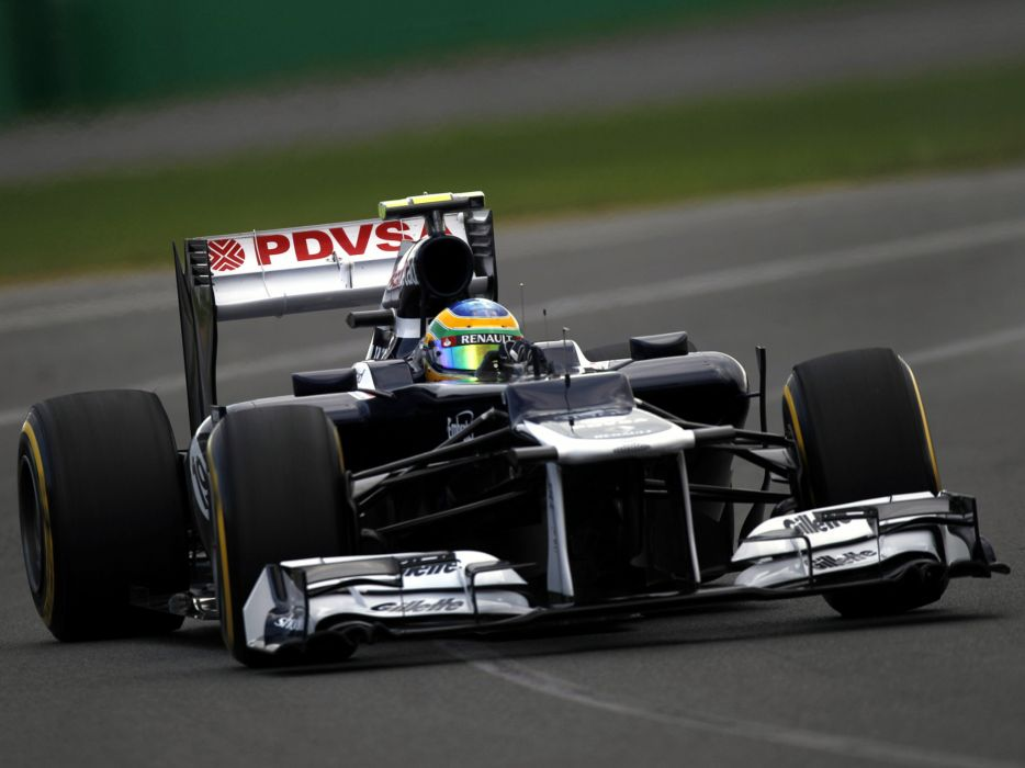 2012 Williams FW34 formula one race racing wallpaper