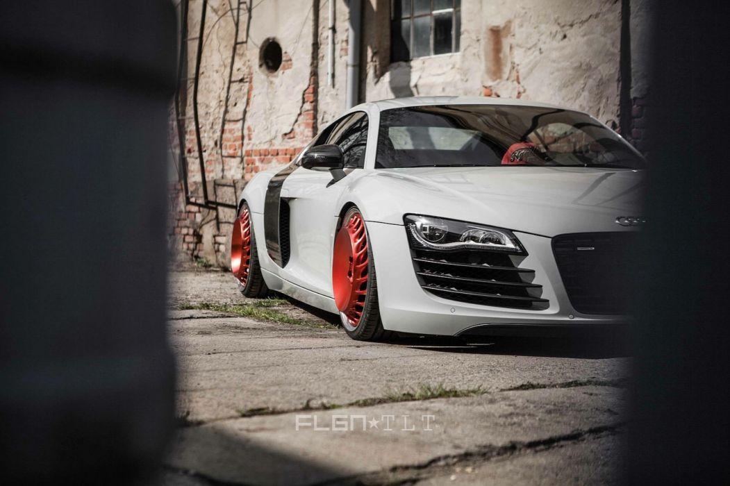 2013 Audi R-8 tuning       f wallpaper