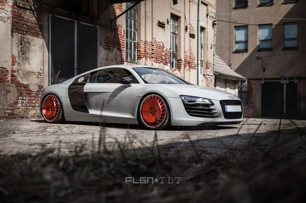 2013 Audi R-8 tuning      d wallpaper