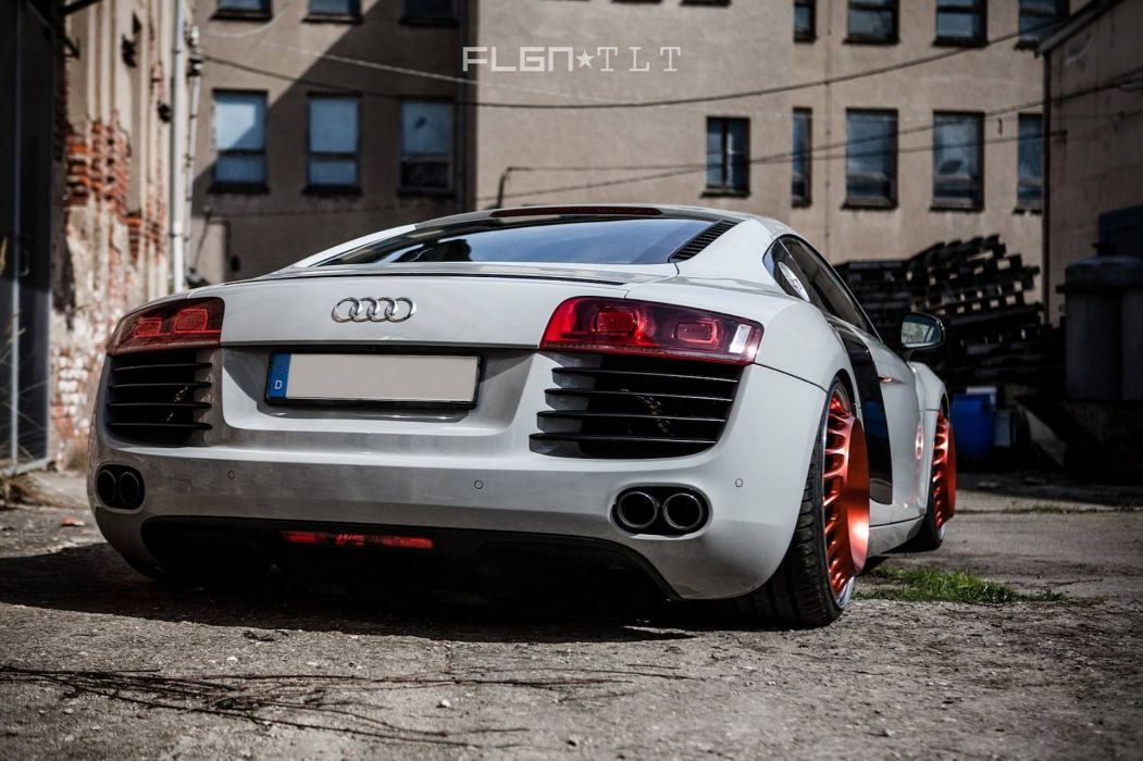 2013 Audi R-8 tuning    d wallpaper