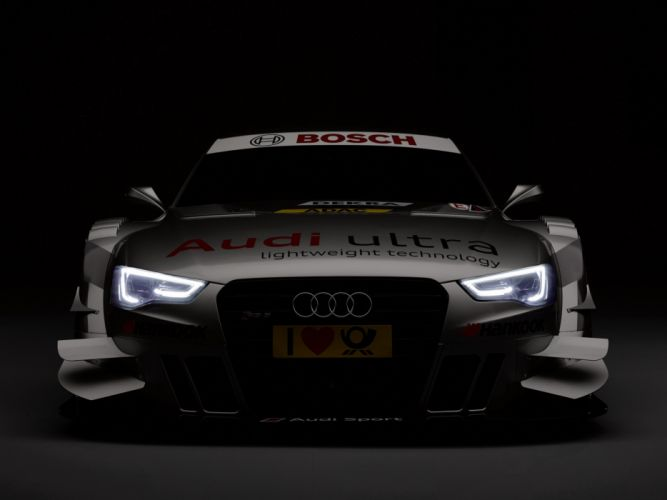 2013 Audi RS5 Coupe DTM race racing g wallpaper